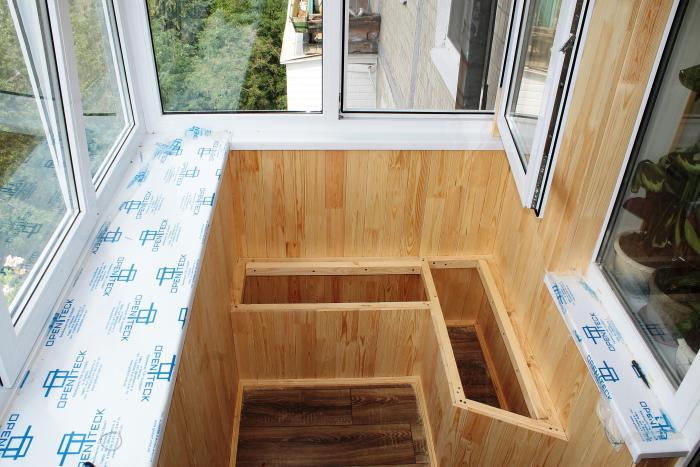 Ящик на балкон фото