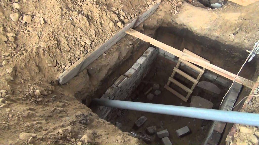 Как сделать картофельную яму 329