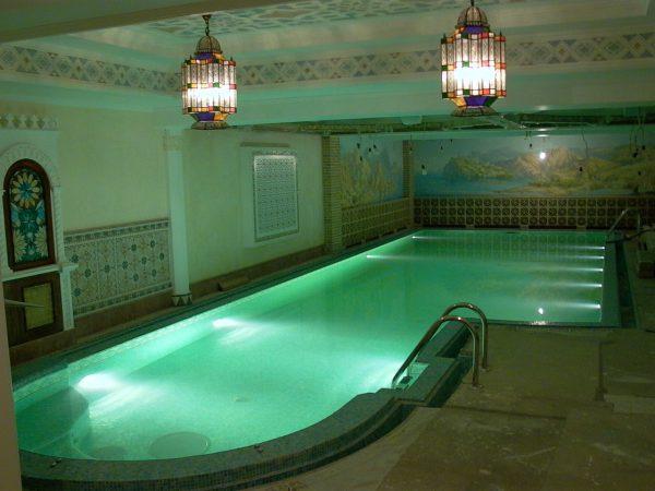 О бассейне