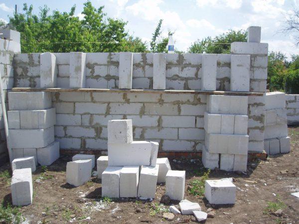 Про блок стен подвала своими руками