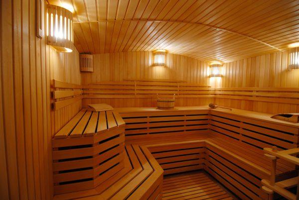 О бане на цокольном этаже дома