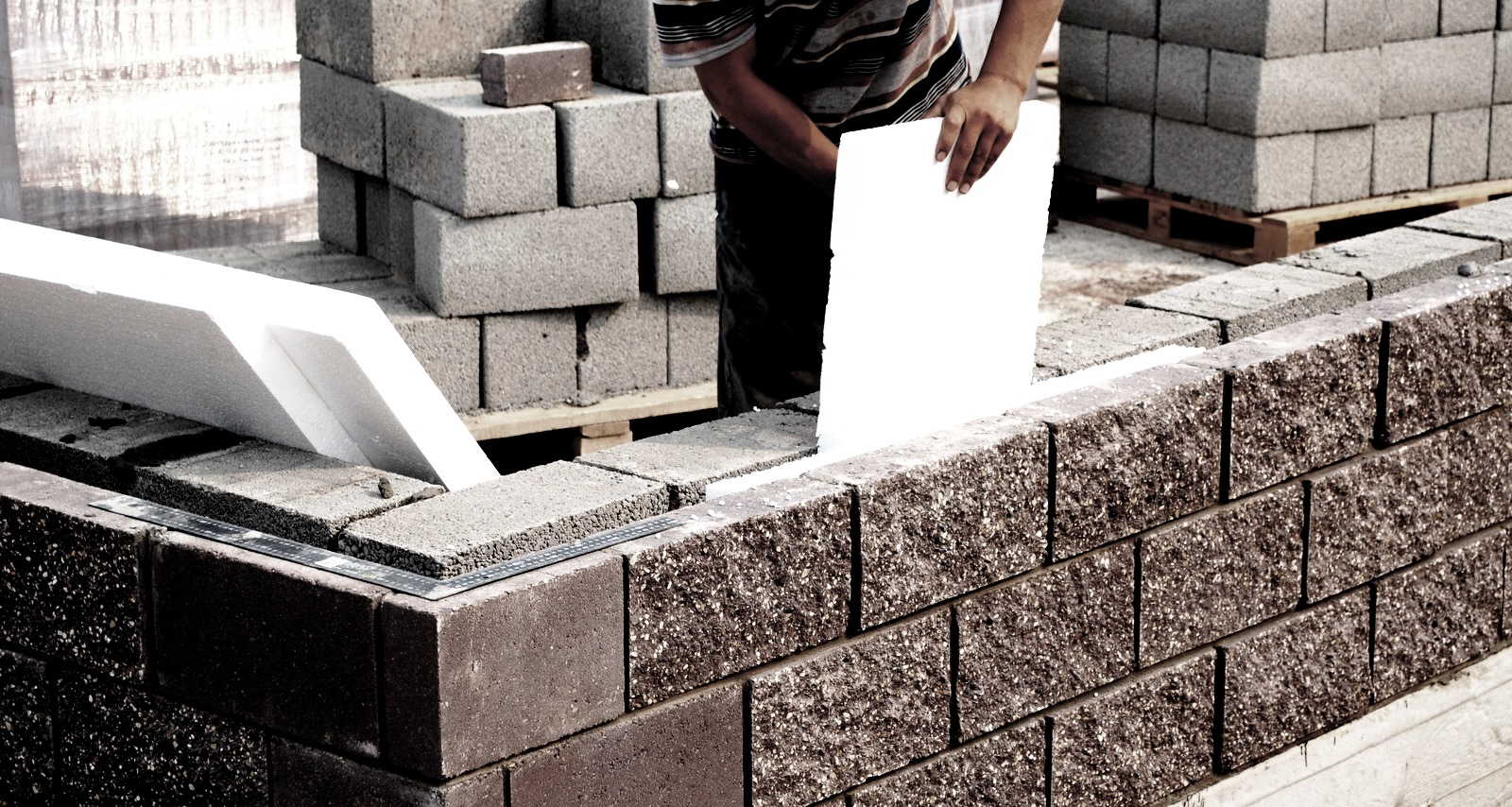 Стеновые бетонные блоки » Самоделки своими руками 4
