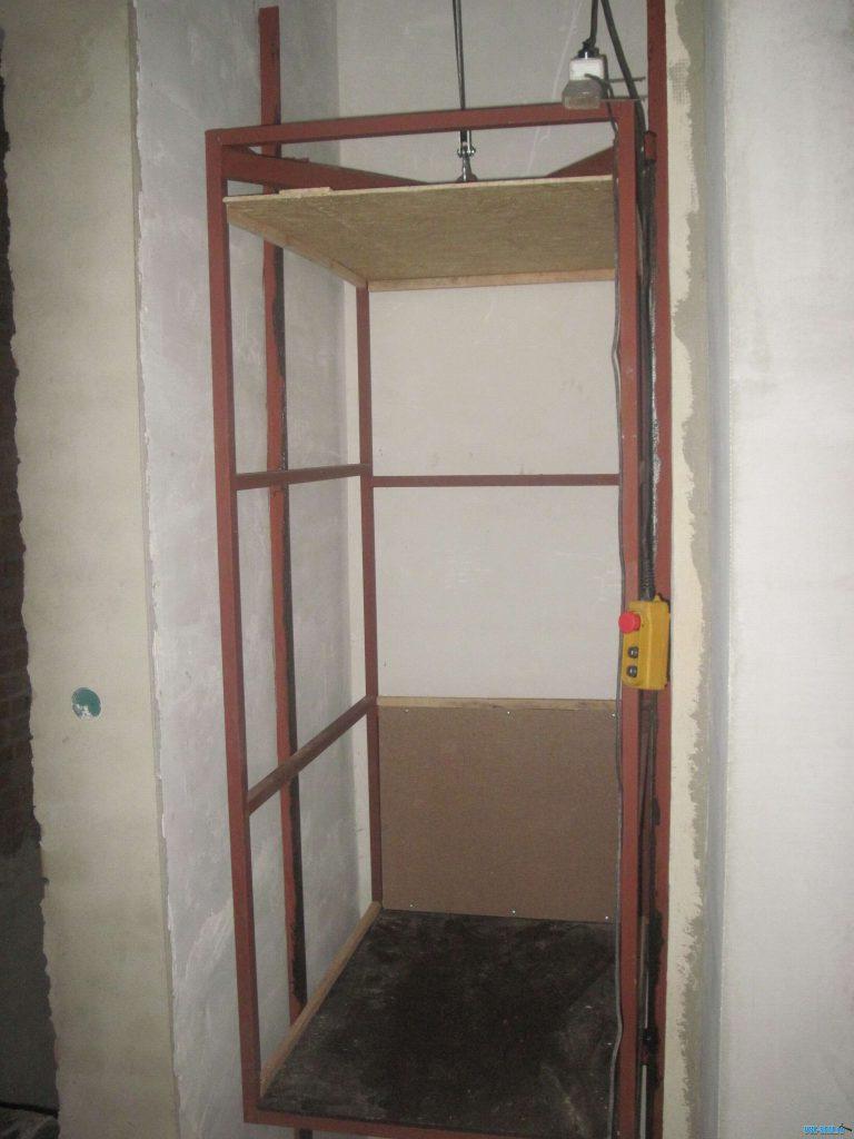 Лифт своими руками чертежи на второй этаж 38