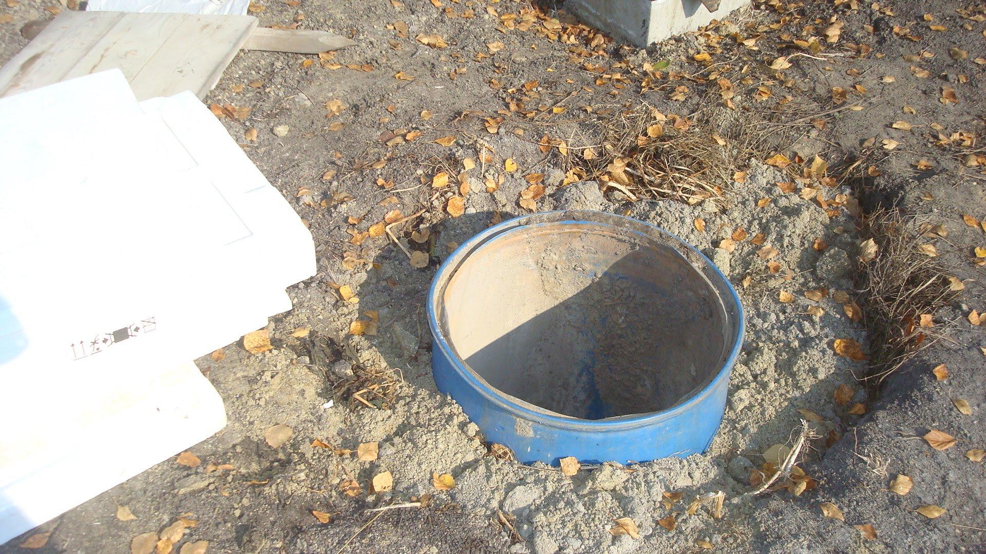 Как сделать картофельную яму 824