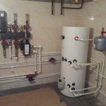 Можно ли газовый котел установить в подвале частного дома