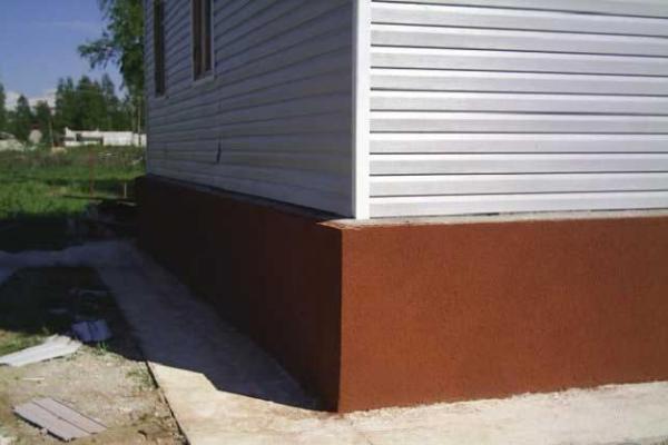 Дышащие краски для стен цокольного этажа штукатурная гидроизоляция лахта цена