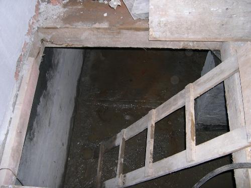 Температура в подвале