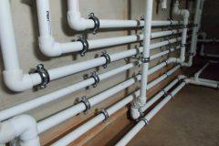 Чем утеплить трубы водопровода в подвале