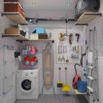 Проект кладовки в квартире