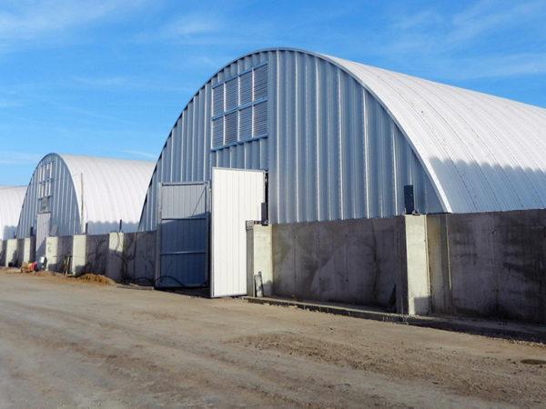 Овощехранилище на 100 тонн
