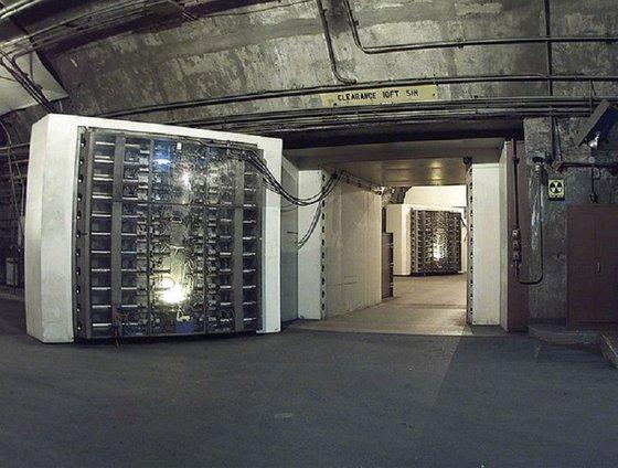 Ядерный бункер